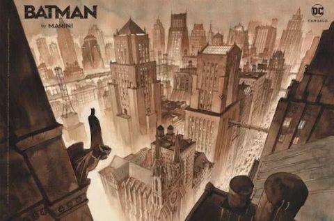Batman door Marini 1