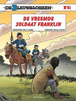 Blauwbloezen 61, Vreemde Soldaat Franklin, 9789031435616