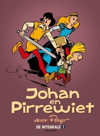 Johan en Pirrewiet Integraal 1