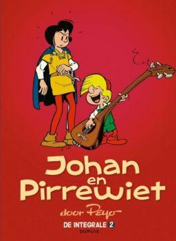 Johan en Pirrewiet Integraal 2