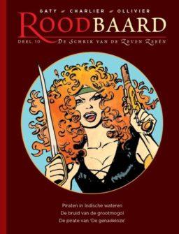 Roodbaard integraal 10, De Bruid van de Grootmogol, De Vrijbuiter van 'De Genadeloze', Piraten in Indische Wateren