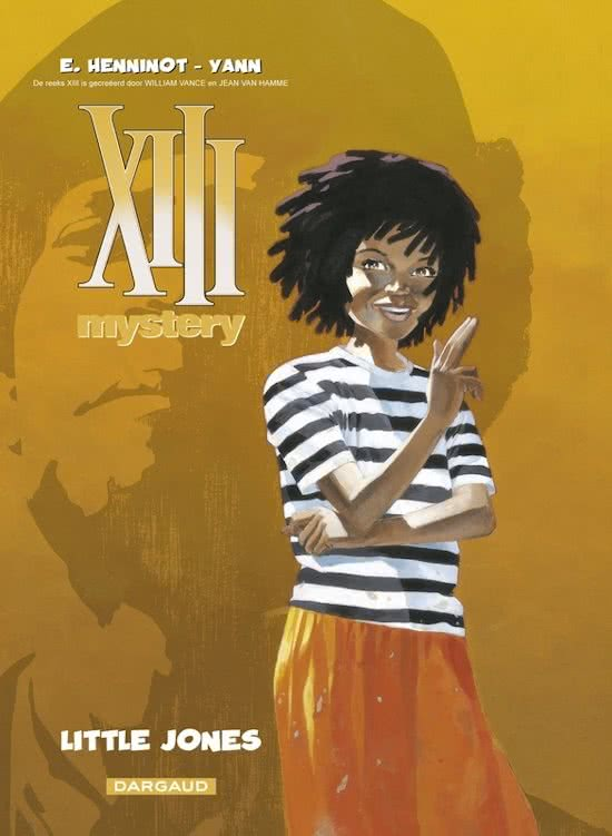 XIII Mystery 3, Little Jones