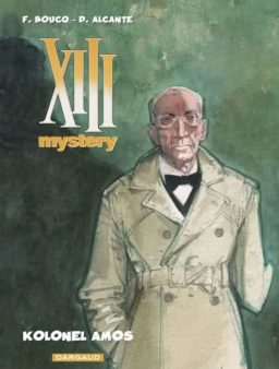 XIII Mystery 4, Kolonel Amos