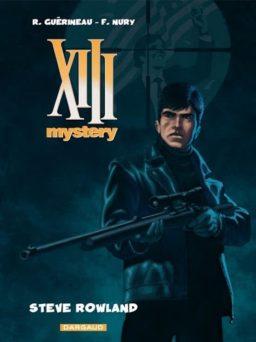 XIII Mystery 5, Steve Rowland