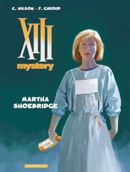 XIII Mystery 8, Martha Shoebridge