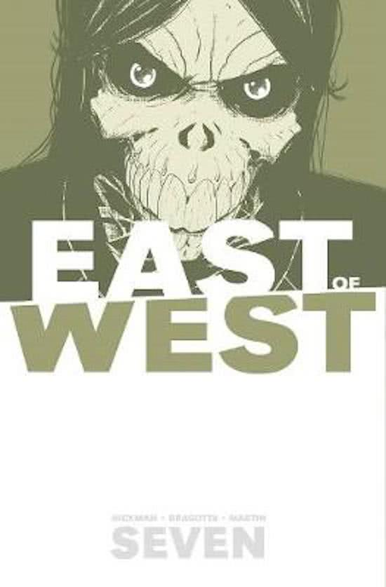 East of West 7 TP, 9781534302143