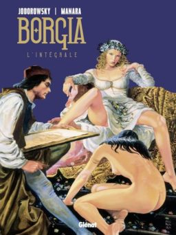 Collectie Manara, Borgia Integraal