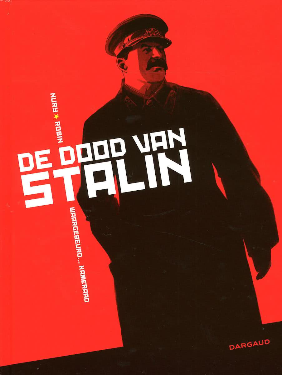 Dood van Stalin, 9789085584520, Graphic Novel, Beeldroman