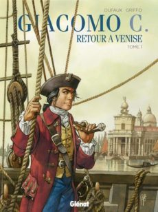 Giacomo C 1. Terugkeer naar Venetië