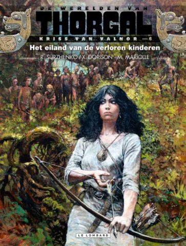 Eiland van de Verloren Kinderen, Kriss van Valnor 6, Thorgal, Werelden van Thorgal, 9789055819058