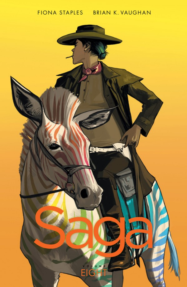 Saga 8 tp, 9781534303492