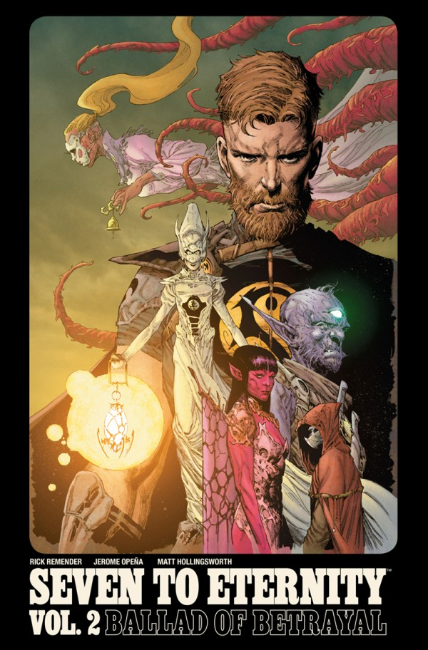 Seven to Eternity 2, 9781534303218