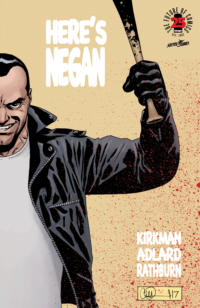 The Walking Dead, Here's Negan, 9781534303270
