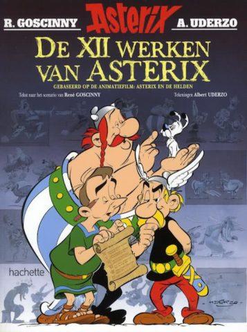 Werken van Asterix