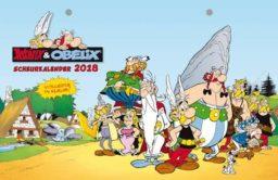 Asterix en Obelix Scheurkalender 2018, 9789492622181