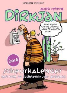 Dirkjan Scheurkalender 2018