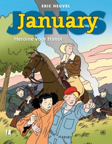 Heroïne voor Hanoi HC, January Jones 9