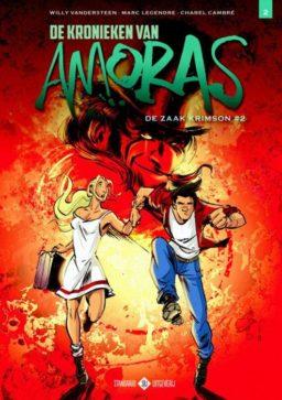 Kronieken van Amoras 2, Zaak Krimson 2
