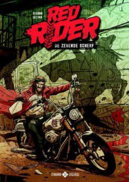 Red Rider 1 - Zevende Scherf, 9789002259364