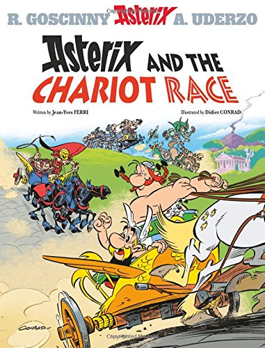 Asterix 37, Chariot Race