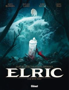 Elric 3, Witte Wolf, 9789462940475