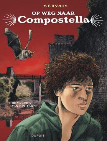 9789031435586, Op weg naar Compostella 4, Vampier van Bretagne