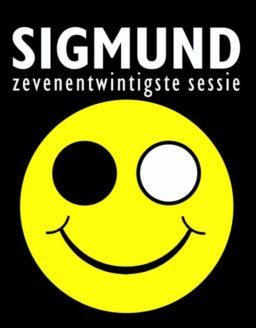 Sigmund 27, Sigmoticons, zevenentwintigste sessie