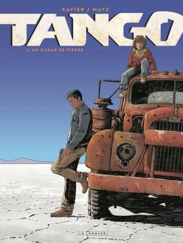 Tango 1, Een Zee van Rotsen HC