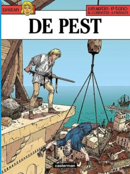 Tristan 16, De Pest, 9789030372677
