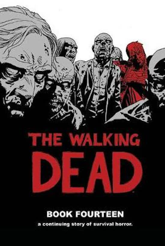 Walking Dead -Book 14