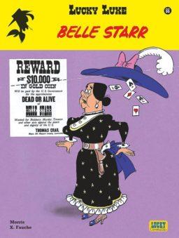 Lucky Luke 66, 9782884714181, Belle Star
