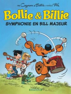 Bollie en Billie 35, Symfonie in Billy Groot