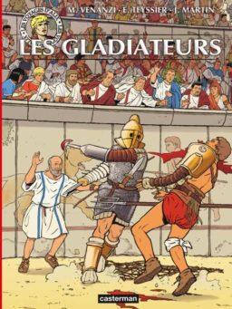 De Reizen van Alex - Gladiatoren, 9789030372714