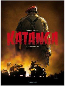 Katanga 2, Diplomatie
