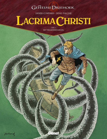 Lacrima Christi 3, waarheidszegel, 9789462940710