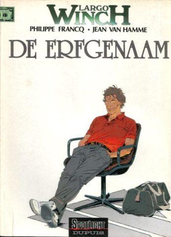 Largo Winch 1, De Erfgenaam, 9789031413911