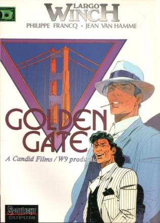 Largo Winch 11, Golden Gate