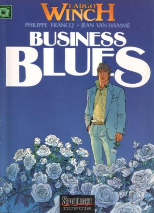 Largo Winch 4, Business Blues, 9789031416271