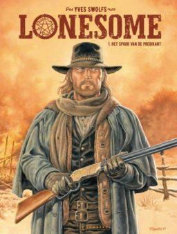 Lonesome 1 HC, Lonesome 1 - Spoor van de predikant, 9789055819904