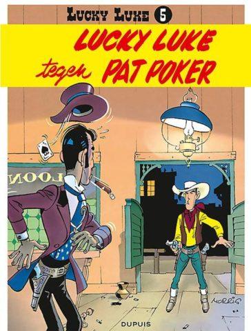 Lucky Luke tegen Pat Poker, 9789031434756