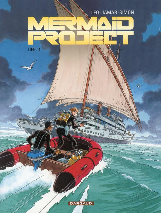 Mermaid Project 4, 9789085585022