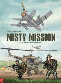 9789463063463, Misty Mission 2, In de hel als in de hemel