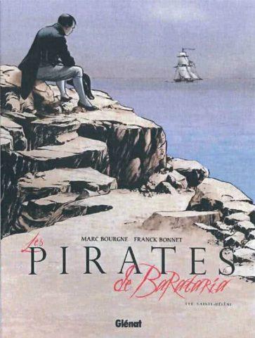 Piraten van Barataria 11 - Sint helena, 9789462940659