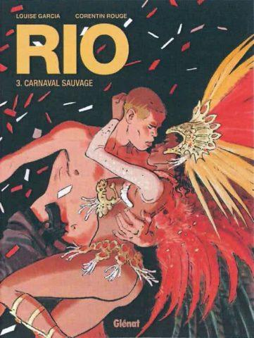 Rio 3, Barbaars Carnaval, 9789462940666