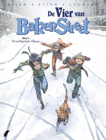 Vier van Bakerstreet 3, De Nachtegaal van Stepney