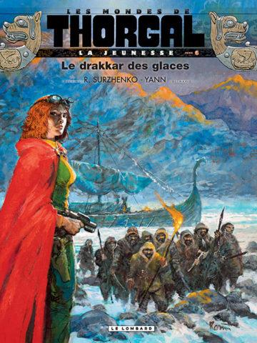 Thorgal, Jonge Jaren 6, Drakar van IJs
