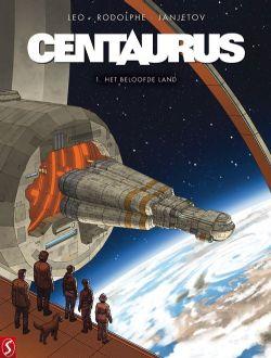 Centaurus 1 - Het Beloofde Land, 9789463060134