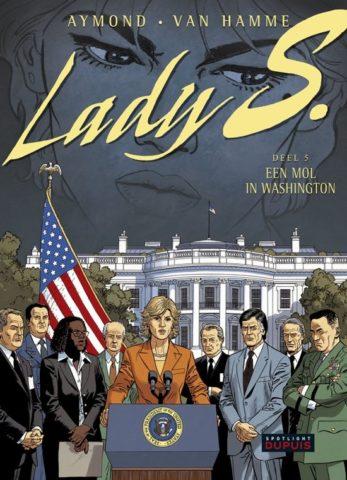 Lady S 5 - Een mol in Washington, 9789031429714