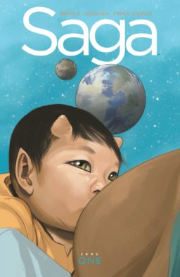 Saga: Book One Deluxe HC