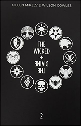 The Wicked and the Divine Book Two, Wicked and the Divine Book two, 9781534302204